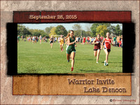 9-26-15 Warrior Invite @ Muskego