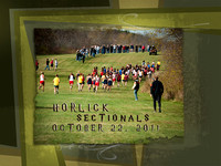 10-22-11 Horlick Sectionals